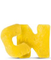 3D LETTER CRUNCHIES