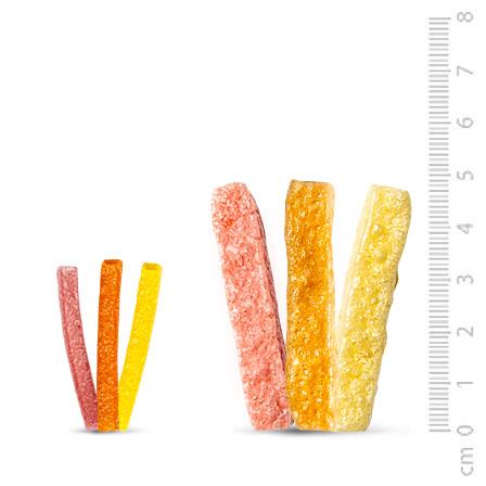 Mafin Pellet Snacks coloured sticks snack pellets chips aperitif aperitivos