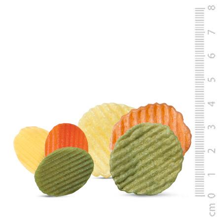 Mafin Pellet Veggie chips snack pellets chips aperitif aperitivos